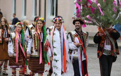 «Гуцульське весілля» вперше зіграють у Церкві Різдва Пресвятої Богородиці