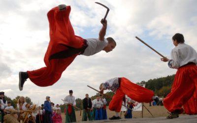 Огненное шоу и конные выступления: на Полтавщине пройдет казацкий фестиваль