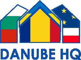 """Мультинаціональна культурна резиденція """"Danube HQ"""""""