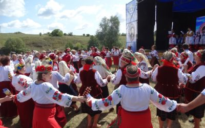 Фестиваль народної творчості присвячений Устиму Кармалюку «Подільський витязь – Устим Кармалюк»